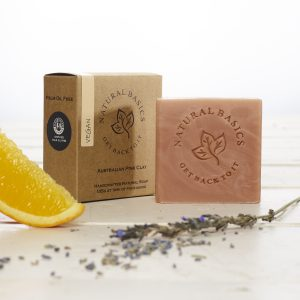 Australian Pink Clay Facial Bar